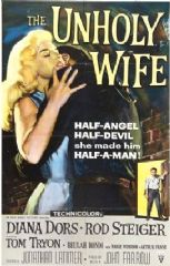 The Unholy Wife 1957 DVD - Diana Dors / Rod Steiger